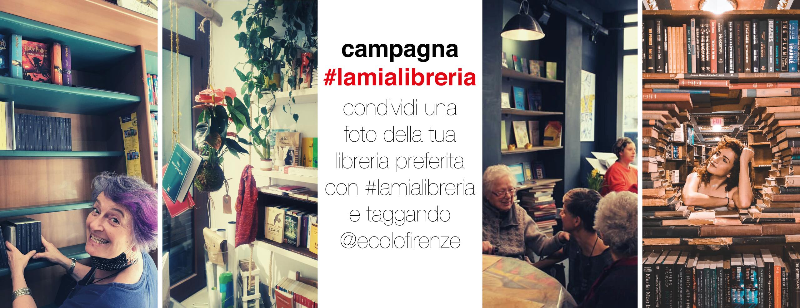 campagna #lamialibreria